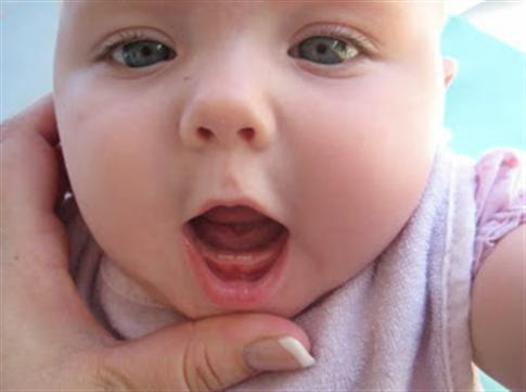5 Different Stages of Baby Teething