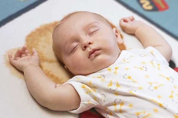 Tips on how to ensure your baby sleeps through the night