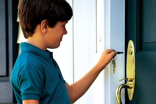 Is Your Kid Latch-Key Material?