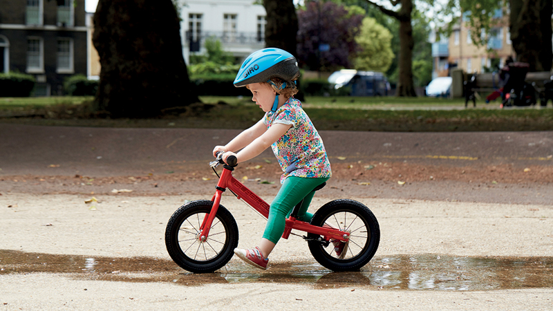 Balance Bike Advantages: An Easier Way to Understand to Trip the Bike