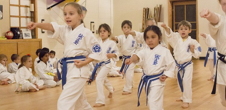 Can Karate Help Your Kids In School?